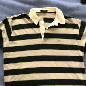 Burberry Rugby Shirt Men's Small